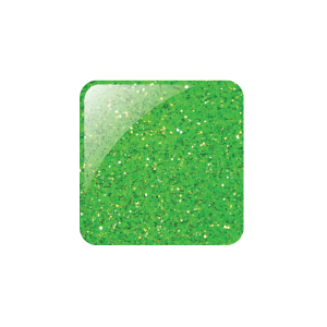 GLAM AND GLITS GLITTER ACRYLIC COLOUR POWDER - 09 GREEN JEWEL