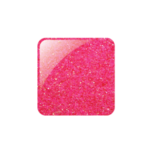 GLAM AND GLITS GLITTER ACRYLIC COLOUR POWDER - 26 HOT PINK