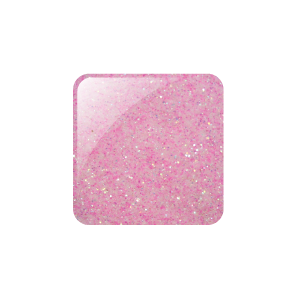 GLAM AND GLITS GLITTER ACRYLIC COLOUR POWDER - 27 HOT PINK JEWEL