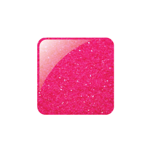 GLAM AND GLITS GLITTER ACRYLIC COLOUR POWDER - 36 ELECTRIC MAGENTA
